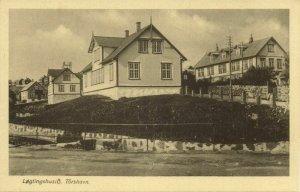 denmark, Faroe Islands, TORSHAVN, Løgtingshusið, Parliament (1930s) Postcard