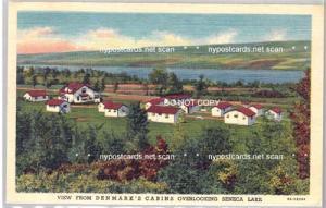 Denmark's Cabins, Watkins Glen NY