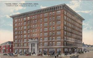 Ohio Youngstown Hotel Ohio 1917