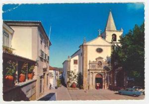 OBIDOS, Portugal, 50-60s St Mary Church