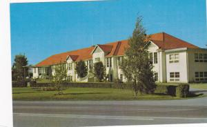 Olds Municipal Hospital, Olds, Alberta, Canada, 40-60s