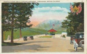 VANCOUVER , B.C. , 1932 ; Prospect Point