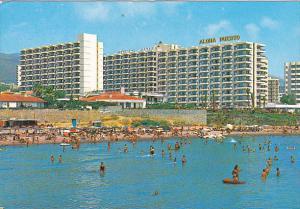 Spain Hotel Aloha Puerto y Playa Torremolinos Costa del Sol