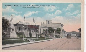 SANTIAGO DE CUBA , 1910s ; Campo de Marte
