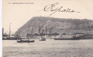 Barcelona: Montjuich. , Spain , Pre-1907
