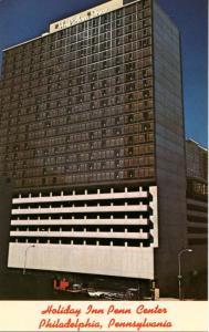 PA - Philadelphia. Holiday Inn Penn Center, 1960's