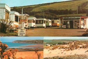 Orastone Caravan Park Croyde Bay Devon