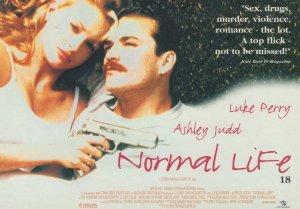 Normal Life of Henry Portrait Of A Serial Killer Movie Film Poster Postcard