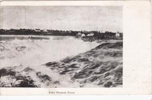 Fort Frances Falls, FORT FRANCES, Ontario, Canada, PU-1906