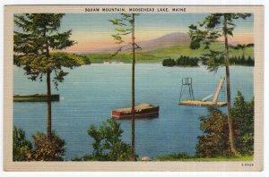 Moosehead Lake, Maine, Squaw Mountain