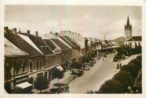 Presov Slovakia photo postcard magasin Julius Meinl