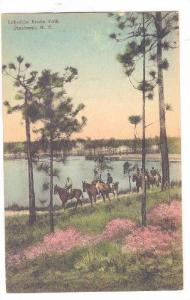 Lakeside Bridle Path, Pinehurst, North Carolina, 1900-1910s