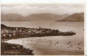 Scotland Postcard - Gourock Pier - Inverclyde - Renfrewshire - RP - Ref 3390A