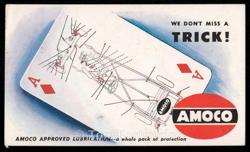 Amoco Approved Lubrication