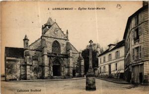 CPA  Longjumeau - Eglise Saint-Martin  (488934)