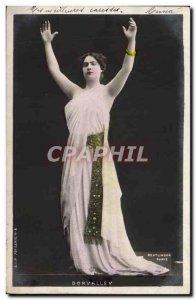 Old Postcard Dorvalley