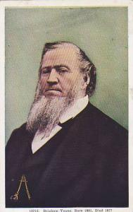 Brigham Young, Born 1801, Died 1877,  00-10s