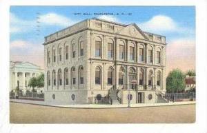 City Hall, Charleston, South Carolina, PU-1948