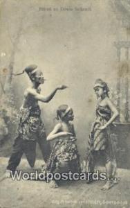 Soerabaja, India Petrok en Dewie Srikandi  Petrok en Dewie Srikandi