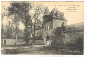 Coyolles , France , 00-10s ; L'ancien Chateau, Porte d'entree