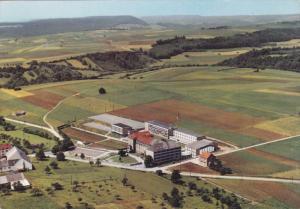 St. Josef, Gymnasium, Biesdorf/Eifel, Bitburg, Rhineland-Palatintate, Germany...