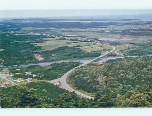 Pre-1980 TOWN VIEW SCENE Cape Breton Nova Scotia NS ho5234