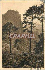 Postcard Old Piana Corsica