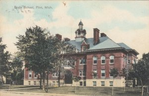 FLINT , Michigan, 1900-10s ; Doyle School