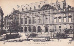 PARIS, France, 1900-1910's; La Sorbonne, Universite
