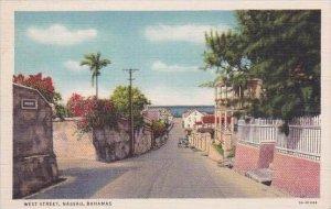 Bahamas Nassau West Street