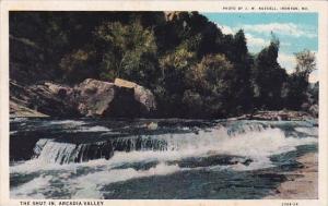 Missouri Ironton The Shut In Arcadia Valley 1934