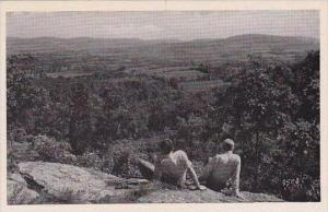 New Jersey Panorama Mountains and Fertile ValleyDexter Press