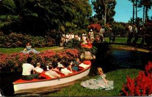 Florida Cypress Gardens Electric Boats