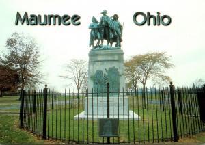Ohio Maumee Fallen Timbers Memorial & Monument