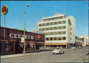 finland suomi, MIKKELI, Tavaratalo Centrum, Hotel, V.W.
