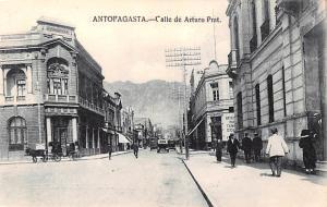 Antofagasta Republic of Chile Calle de Arturo Prat Antofagasta Calle de Artur...