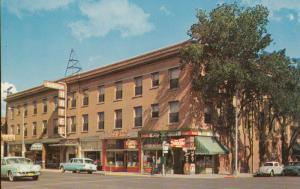RENO , Nevada , 40-50s ; Senator Hotel, West 2nd Street, Coffee Shop