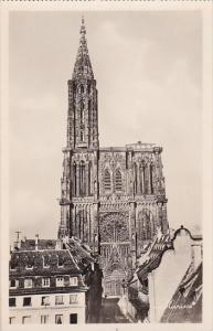France Strasbourg La Cathedrale Photo
