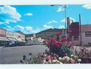 Pre-1980 STREET SCENE Paonia - Near Hotchkiss & Cedaredge & Montrose CO hp1813