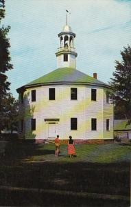 Vermont Richmond The Round Church