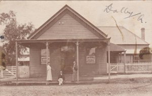 RP: DALBY , Queensland , Australia , PU-1908 ; Wambo Shire Council Building