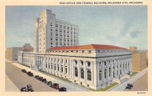 USA Oklahoma, Oklahoma City, Post Office and Federal Building