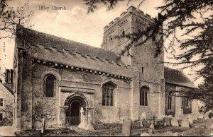England Iffley Church 1931