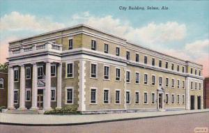 Alabama Selma City Building Curteich