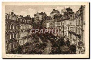 Old Postcard Karlslad