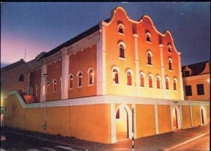curacao, N.A., Mikve Israel Emanuel Synagogue (1970s) JUDAICA