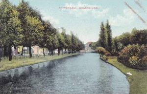 Noordsingel, Rotterdam (South Holland), Netherlands, 1900-1910s