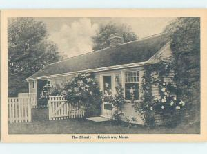 Unused 1940's HISTORIC HOME Edgartown - Martha'S Vineyard Massachusetts MA W3664