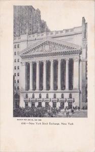 New York City Stock Exchange