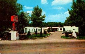Illinois Downers Grove L A Motel